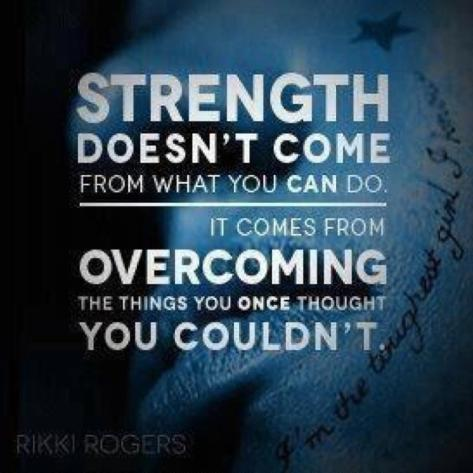 Over Coming Obstacles