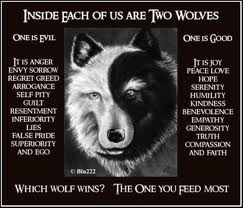 The Wolves in Us...