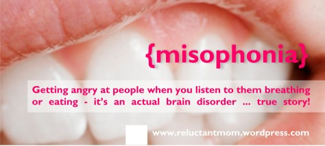 Misophonia- Does it Annoy You to the Point of Anger to Hear Someone You Love Breathe?